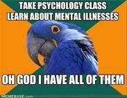 Psychology Meme