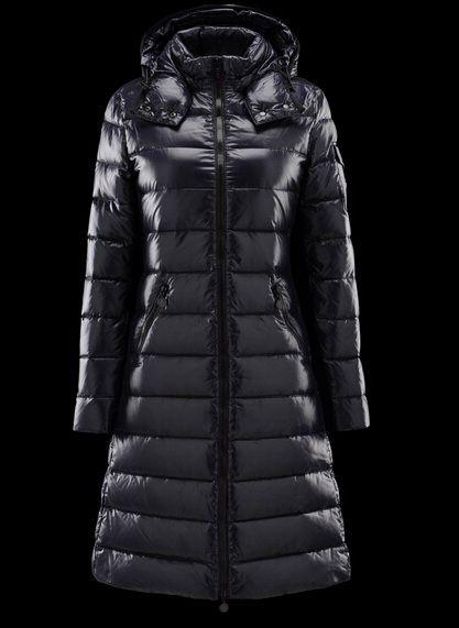... Femme Torcy Manteau Parka officiel boutique Moncler Moka Women  Detachable Hood Allover Quilted Down Coat Navy Outlet ... 453026b59b0