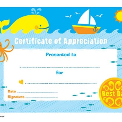 16 best Certificates for kids images on Pinterest Award - certificate of achievement for kids