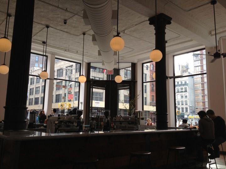 La Colombe Torrefaction in New York, NY