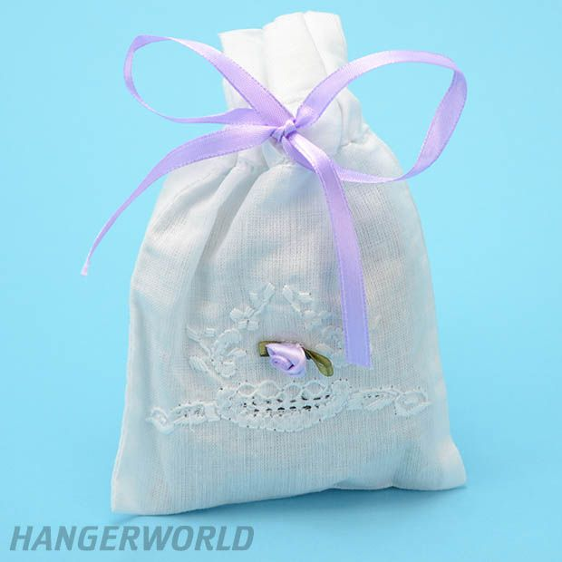 New Lavender Hand Crafted Linen Sachet