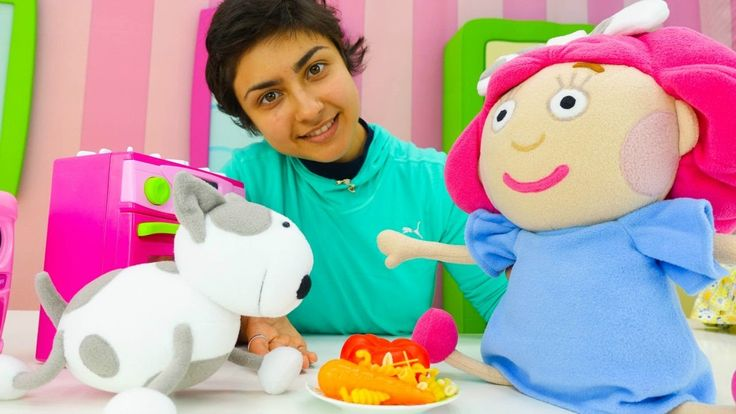Куклы Игрушки — Видео для девочек: Смарта худеет! Игрушки для детей