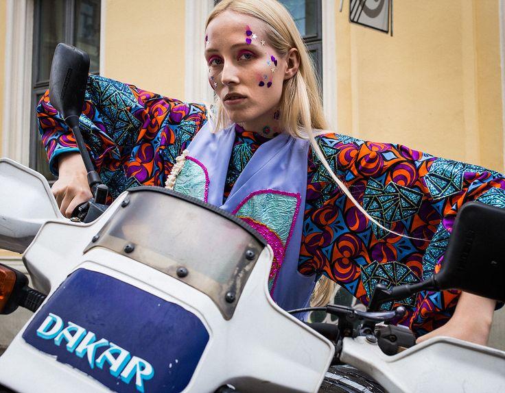 FLESH - Save the World, Vote for the Girl // SS 17 // Photographer : Alf Andreas Grønli Simensen // // MUA + hair : Andrea C. Andersen // Assistant : Vilde Marion Lauritzsen // Model : Silje Mari Stokka