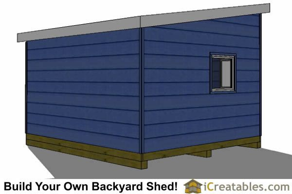 17 best ideas about modern shed on pinterest outdoor for 12x14 garage door