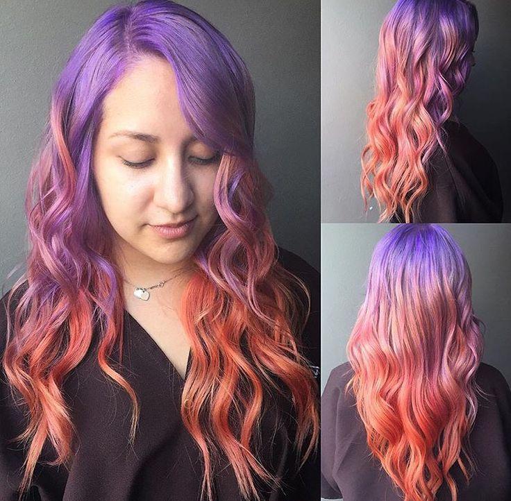 Excellence Hicolor Violet And Black Shades H19 True Violet
