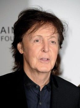 Paul McCartney at Simply Shakespeare