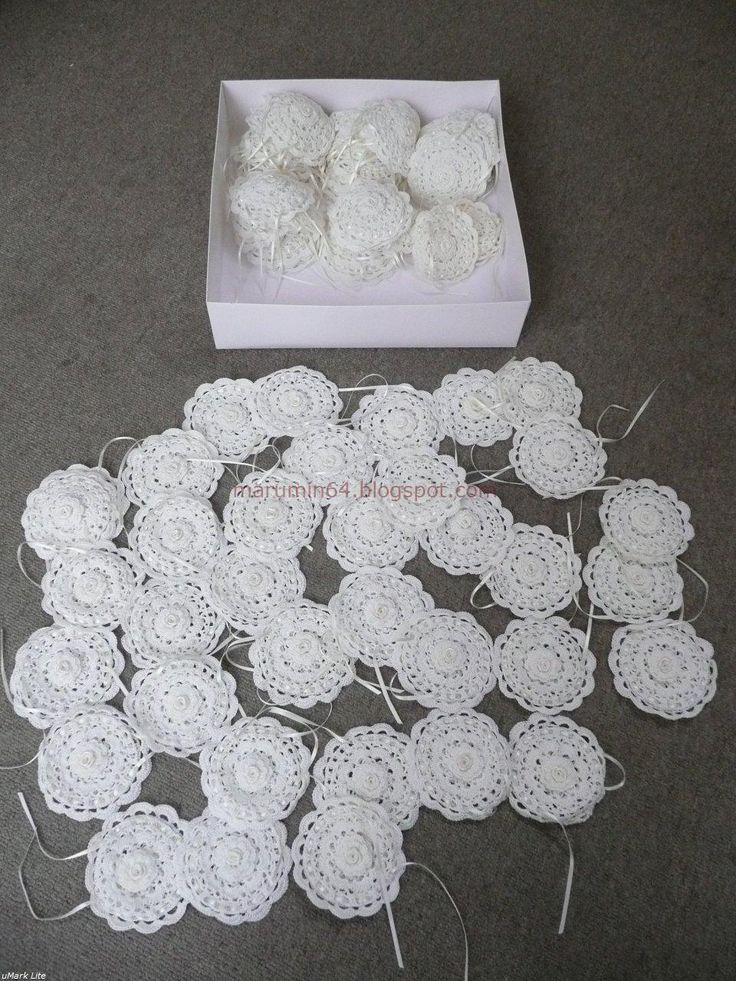 33 besten Crochet lavender sachet Bilder auf Pinterest   Häkelgarn ...
