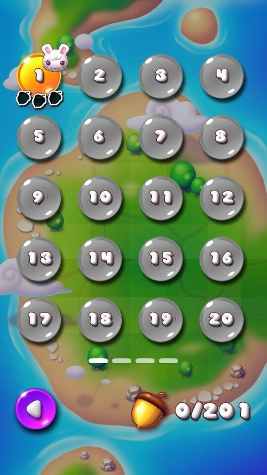 metch game ui