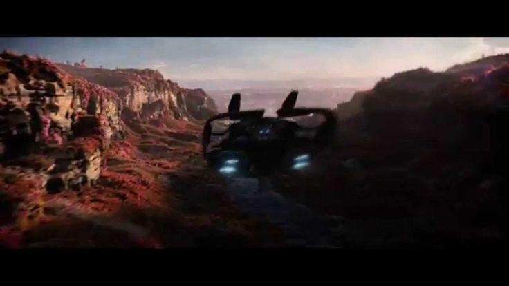EL DESTINO DE JÚPITER - Tráiler 3 Subtitulado HD - Oficial Warner Bros. ...