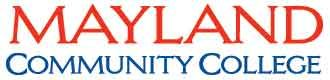 When I first saw this I thought it said Maryland Community College (Which didn't make sense since Maryland is a state not a county as far as I am aware) so I guess my first issue is to address how MAYland does not stand out in this logo. the font works for a college but is bland and does not stand out.