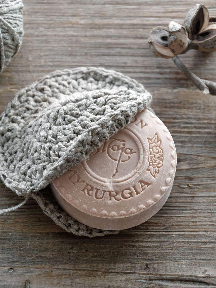 DIY   Häkeln Sie Boho-Accessoires für das Bad – mxliving   – Nadel und Faden