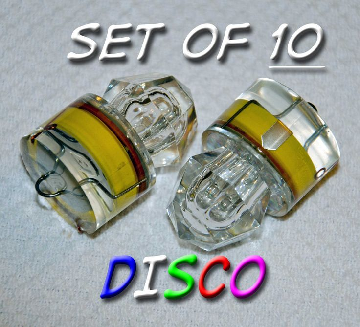 Lights 123489: Set 10 Diamond Led Disco Lights, Deep Drop Swordfish Fishing Squid Usa Free Ship -> BUY IT NOW ONLY: $51.99 on eBay!