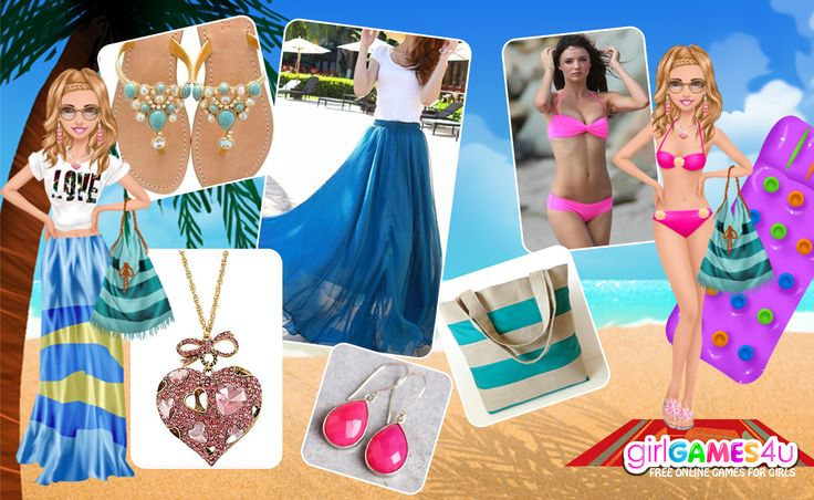 Let's have some awesome #fun in the #sun, ladies! ***  The most #fabulous girl #games: http://www.girlgames4u.com/ ✿ ✿ ✿