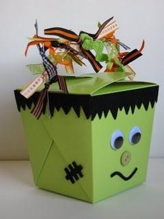 Frankenstein Gift Box