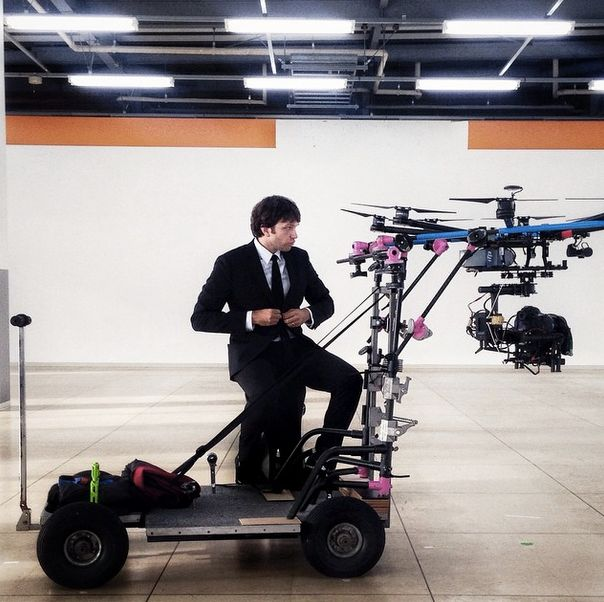 This Custom Multicopter from Honda Played a Big Part in OK GO's Latest One Take Video