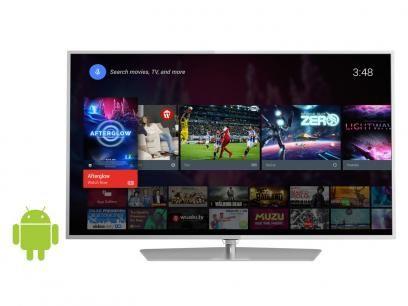 Smart TV LED 4K Ultra HD 55 Philips 55PUG6700/78 - Android Conversor Integrado 3 HDMI 3 USB Wi-Fi Bivolt - 55 - de R$ 5.399,00 por R$ 4.899,00 em até 10x de R$ 489,90 sem juros no cartão de crédito  ou R$ 4.654,05 à vista (5% Desc. já calculado.) - Agora sim seu momento de lazer será completo! A Smart TV 55PUG6700/78 é Ultra HD 4K, o que significa que ela tem 4 vezes a resolução de uma TV Full HD convencional.  Com o Android em sua TV, você navegará, executará aplicativos e reproduzirá…