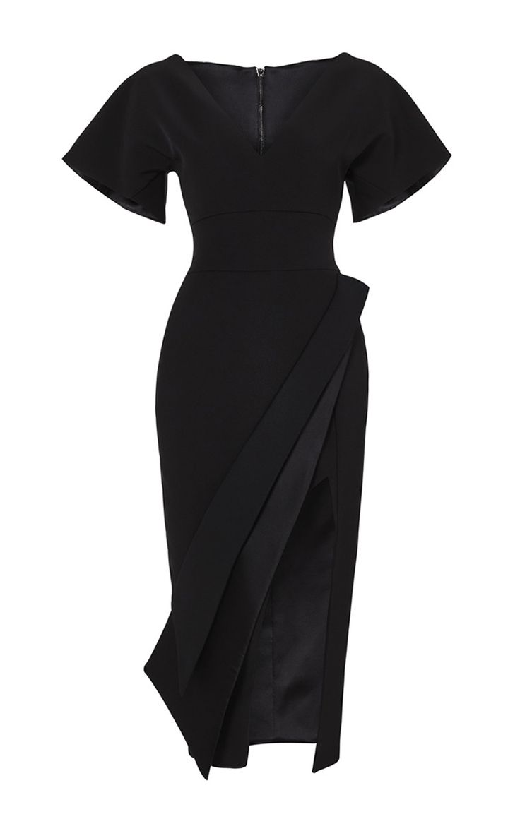 Perfecting Dress by MATICEVSKI for Preorder on Moda Operandi