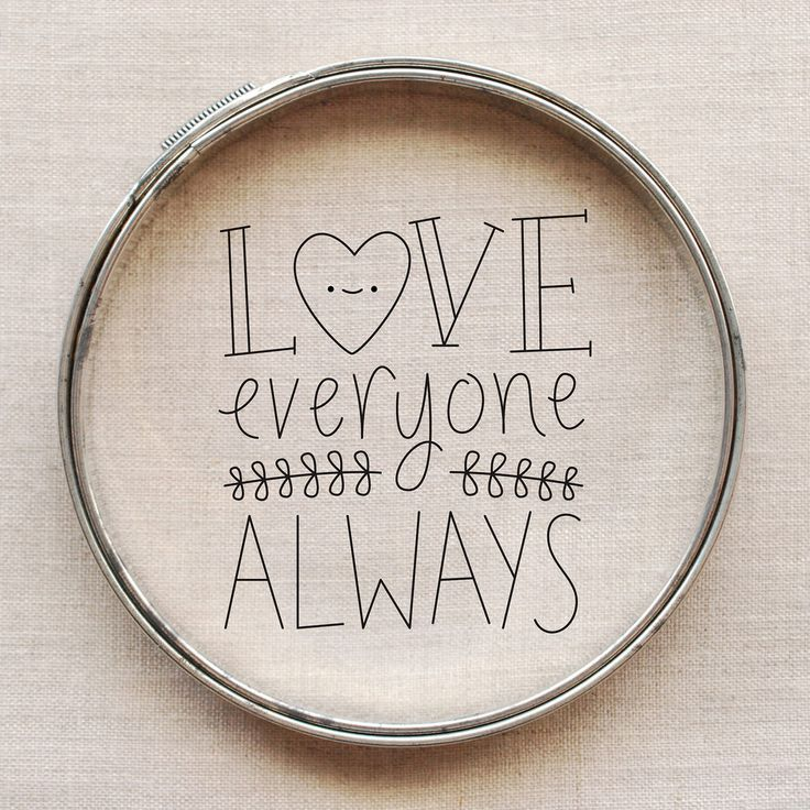Love Everyone: 17 Best Ideas About Love Everyone On Pinterest