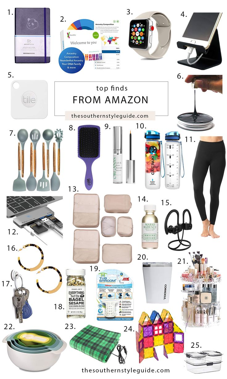 Amazon Finds: Top 100 | The Southern Style Guide