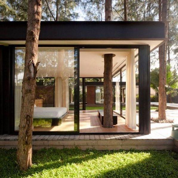Arquitectura + Naturaleza «