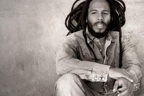 Ziggy Marley  (Bob Marley)