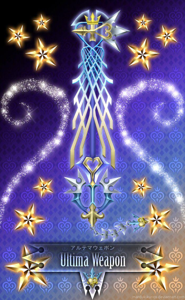 Ultima Weapon on Kingdom Hearts Wiki Kingdom Hearts Dream Drop Distance Keyblade Gallery ReMIX Keybladelist Ultima Weapon is © and belongs to Disney, Tetsuya Nomura, Kingdom Hearts and Square ...