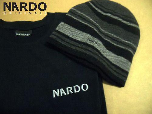 NARDO ORIGINALS: The Black and Grey Collection