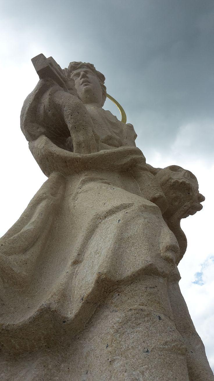 Svatá Rozálie, Stříbro