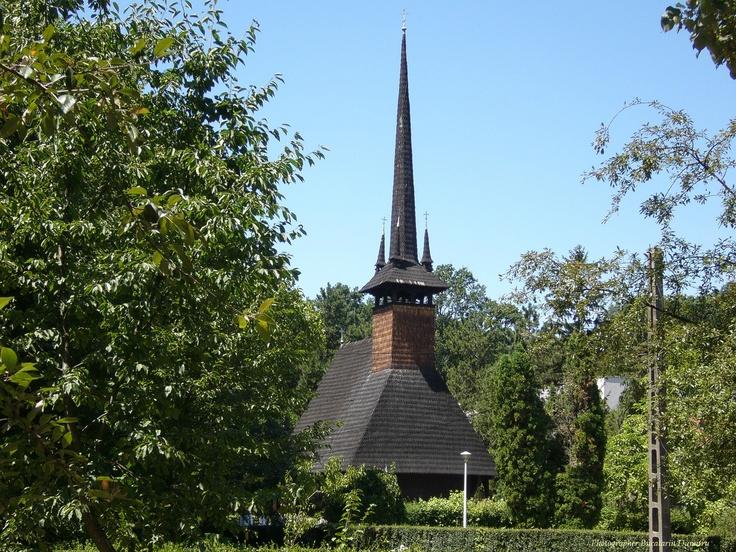 Biserica din lemn-Băile Felix Oradea