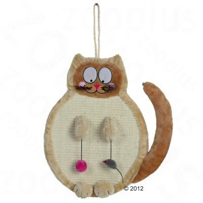 Tabla rascador Trixie Gato - Beige - 50 × 36 cm (LxAn) - YoElijoElPrecio.com