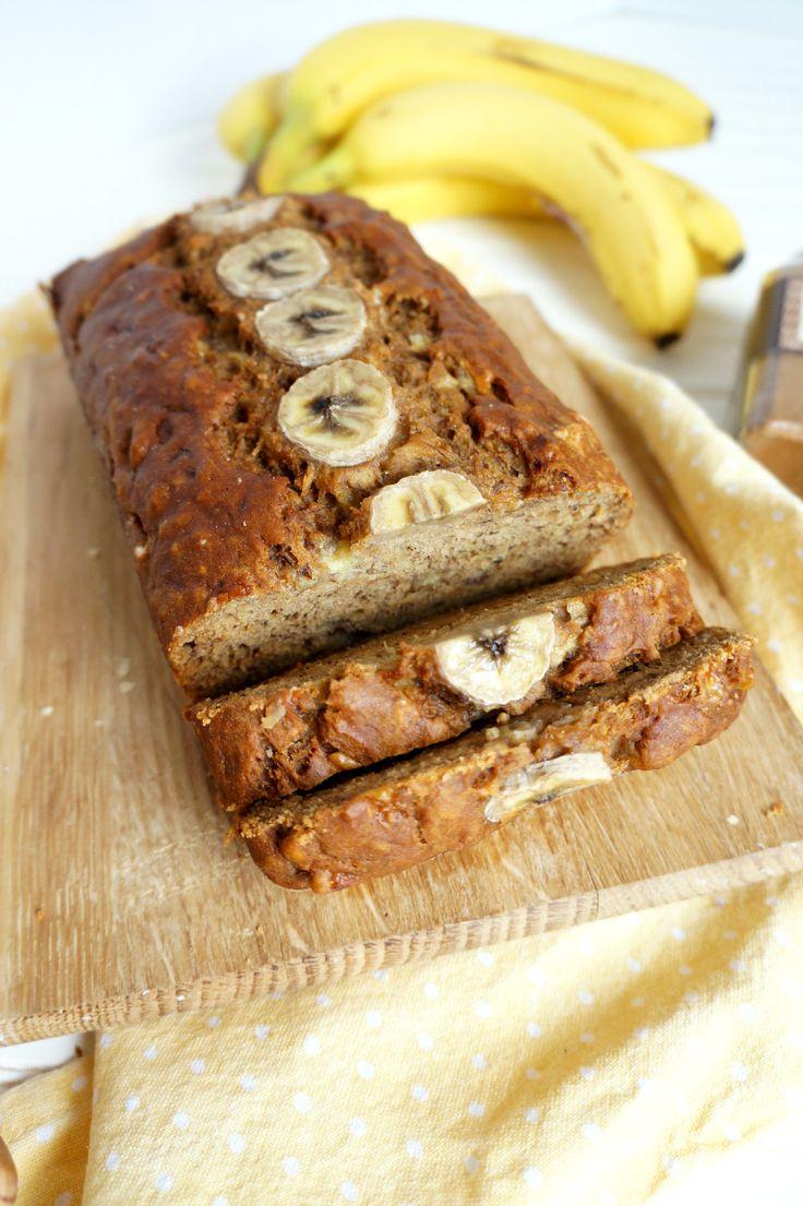 the perfect {vegan} banana bread | The Baking Fairy