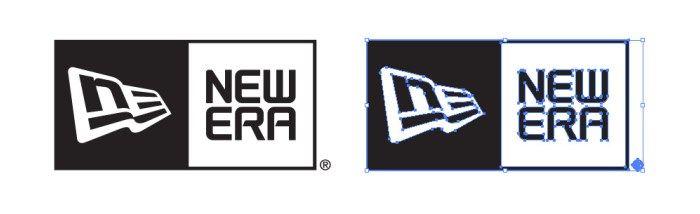 ニューエラ・キャップ・カンパニー (New Era Cap Company)のロゴマーク