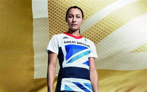 Official Team GB Kit, designed by Stella McCartney x Adidas