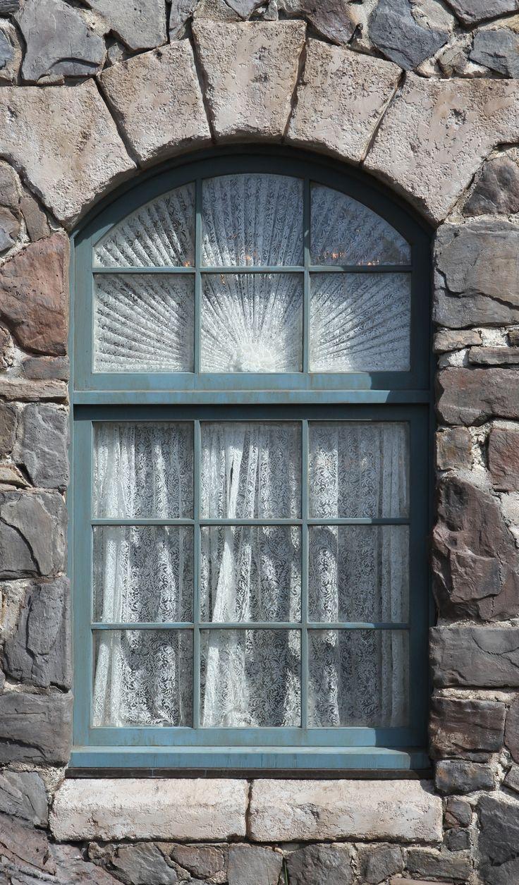 Glass windows texture 01047 |Stone Glass Window