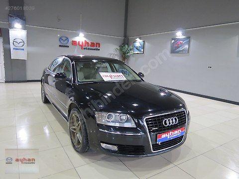 Vasıta / Otomobil / Audi / A8 / 3.0 TDI / Quattro Long