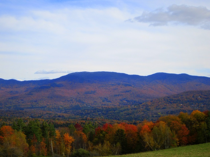 View from Trapp Family Lodge