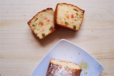 La cuina dels Peris: Plum Cake de frutas