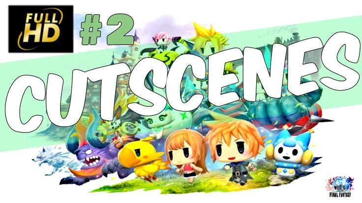 World Of Final Fantasy All Cutscenes - World Of Final Fantasy Movie Part2 http://youtu.be/x1edfiqHuYE