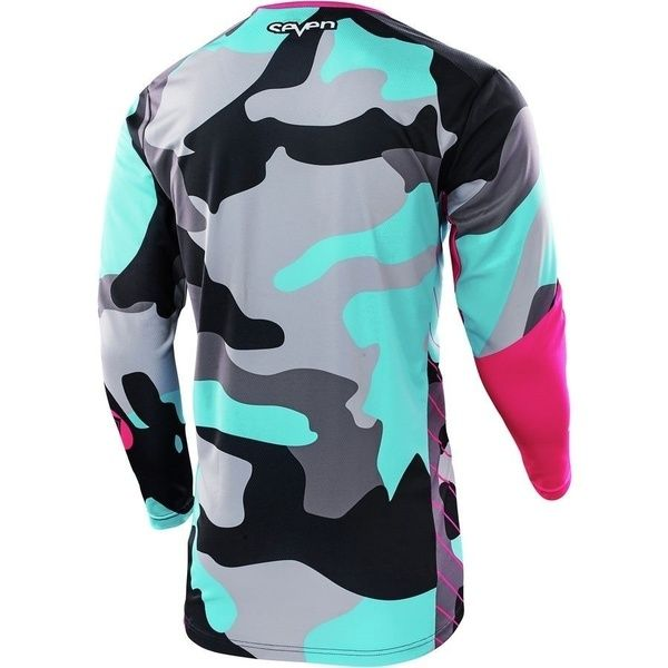 Download Seven Men Long Sleeve Dirt Bike Downhill Jersey Motocross Motorcycle Bike Riding Gear Jersey Hea Wish Jersey Design Sports Design Apparel