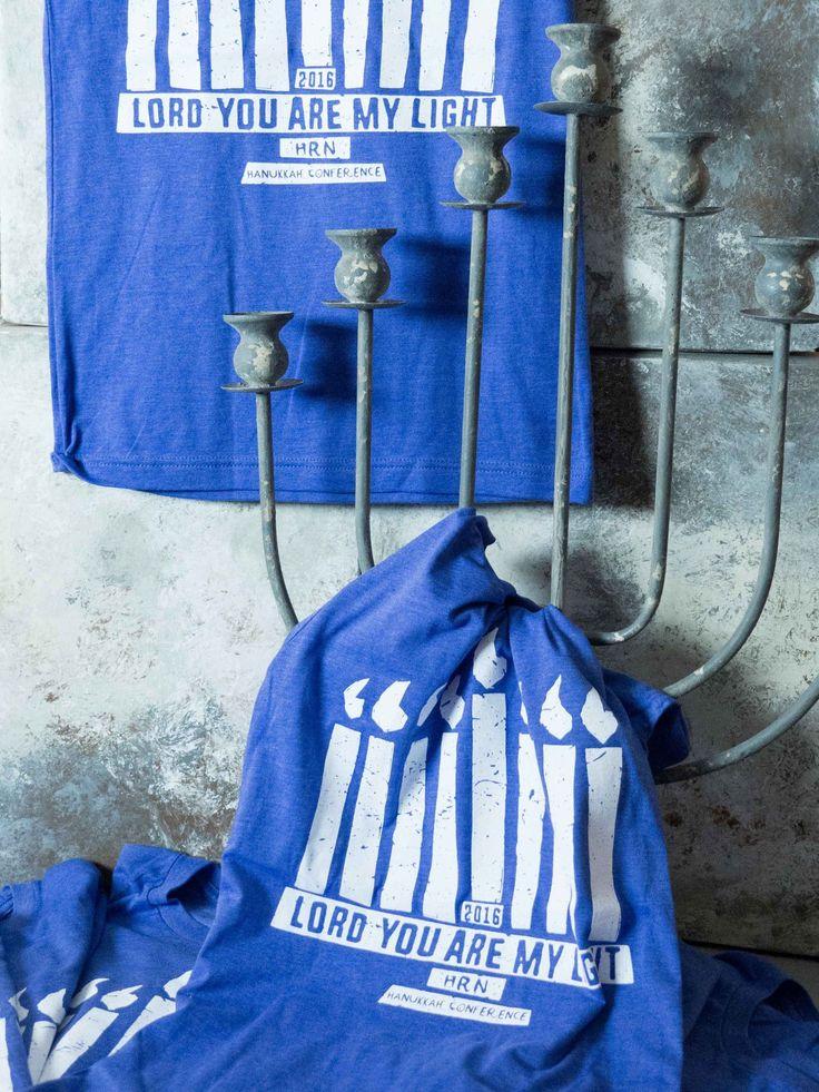 HRN Hanukkah 2016 T-Shirt