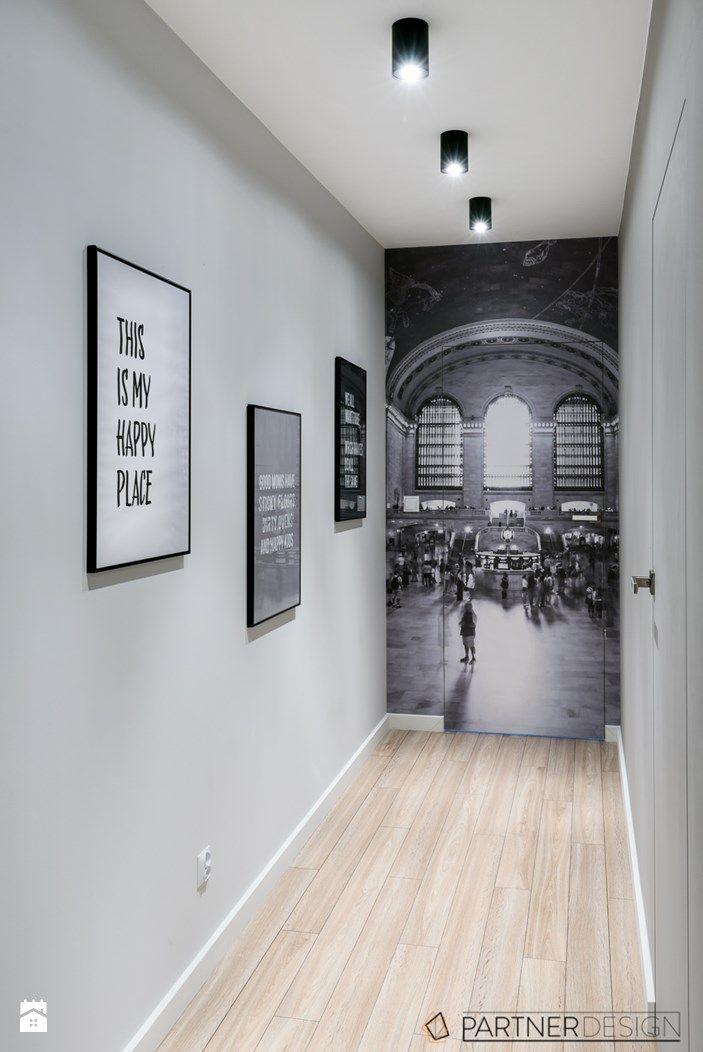 Hol / Przedpokój styl Industrialny - zdjęcie od Partner Design - Hol / Przedpokój - Styl Industrialny - Partner Design
