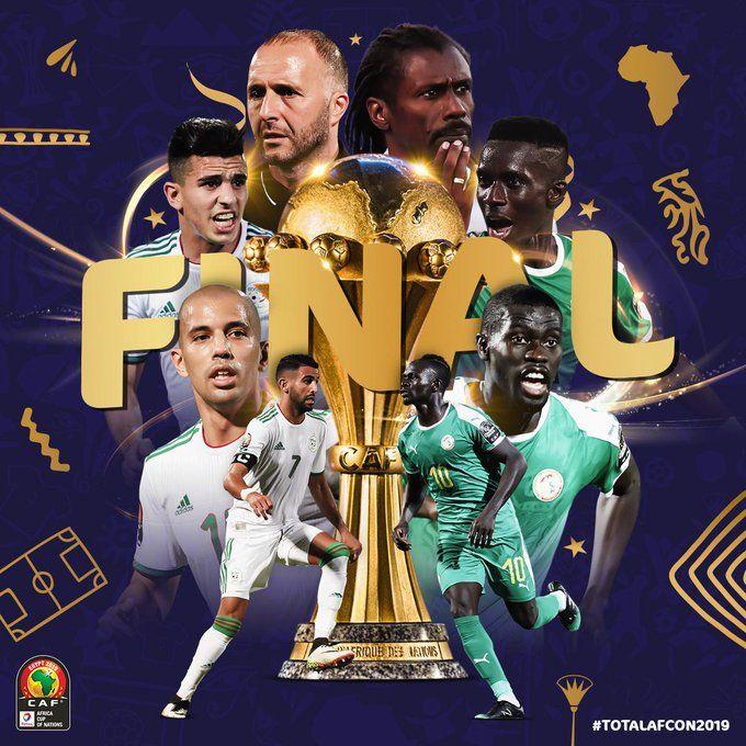 السنغال ضد الجزائر