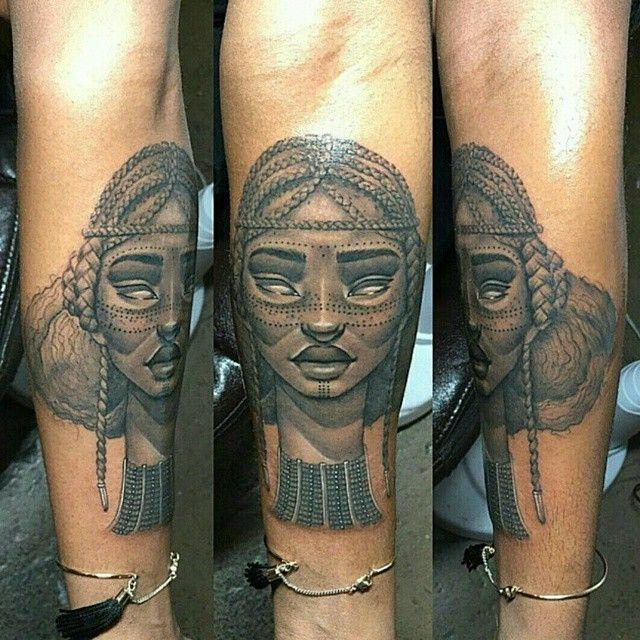 28 African Tribal Tattoo Designs Ideas: Best 25+ African Queen Tattoo Ideas On Pinterest