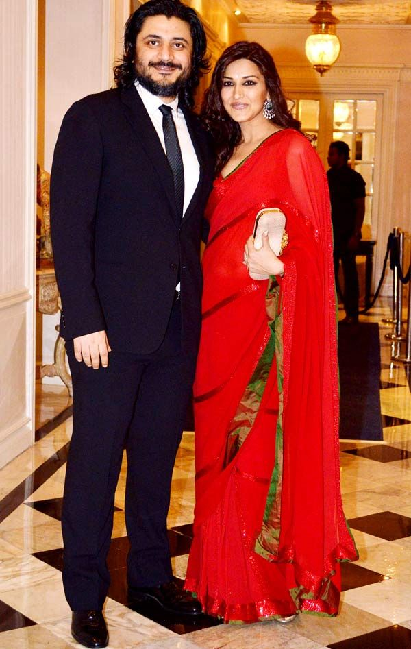 Sonali Bendre married filmmaker Goldie Behl on 12 November 2002 : Birthday special: 15 actresses who married filmmakers