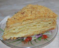 Домашний торт Наполеон из моего детства / Рецепты с