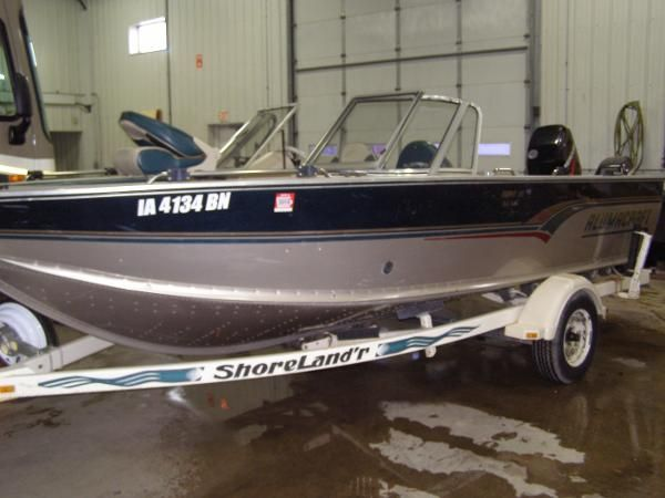 Used 1999 Alumacraft Trophy 185 Sport, Clearwater, Mn - 55320 - BoatTrader.com