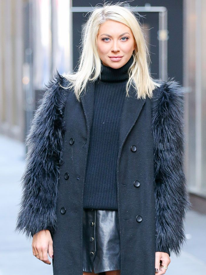 Stassi Schroeder Told Us the #1 Boot Style Every Woman Should Try via @WhoWhatWear