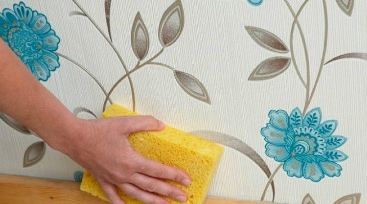 Кто-то из родных нечаянно испачкал стену в прихожей, юный художник украсил обои своими работами, а загадка жирного пятна на стене в спальне так и осталась неразгаданной? Не время отчаиваться, ведь мырасскажет, как правильно отмыть обои от любых загрязнений.     Как очистить обои Вначале важно
