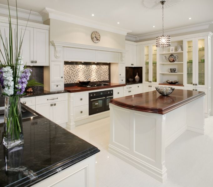 French Provincial Kitchens Google Search