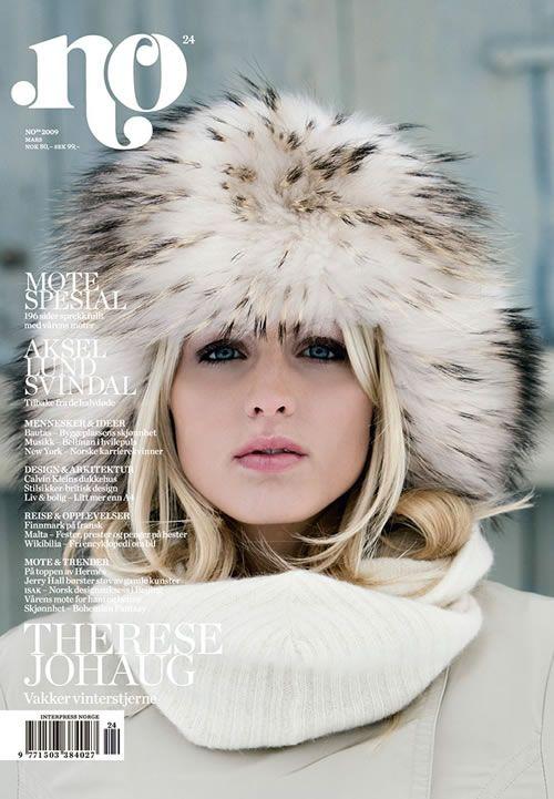 "Great type treatment! NO magazine at ""30 Awesome Magazine Covers Design Inspiration | Smashing Wall"""
